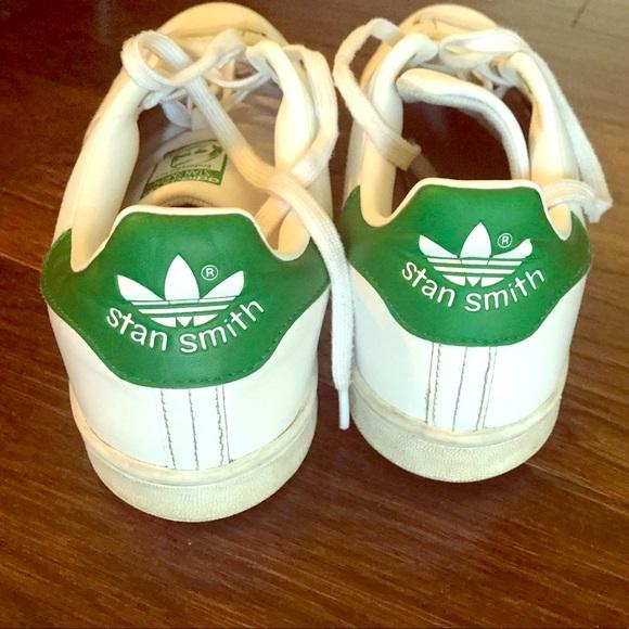 85eda5424 adidas Other - Adidas Stan Smith Originals White green 10